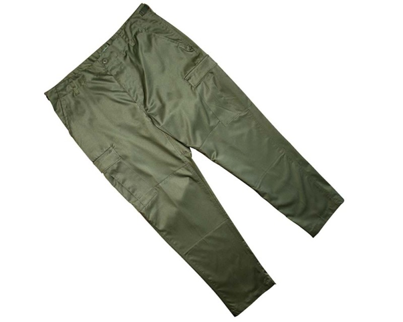 MFH US kalhoty BDU, zelené