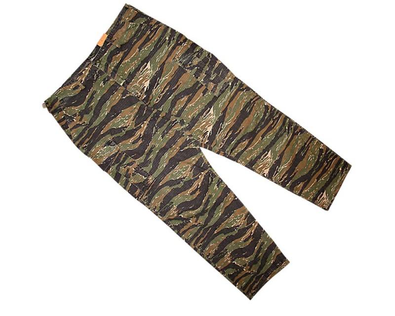 MFH US kalhoty BDU R/S, TIGERSTRIPE