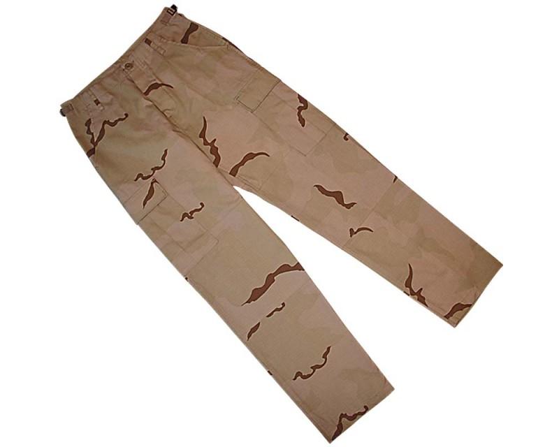 MIL-TEC US kalhoty R/S, DESERT 3 barvy