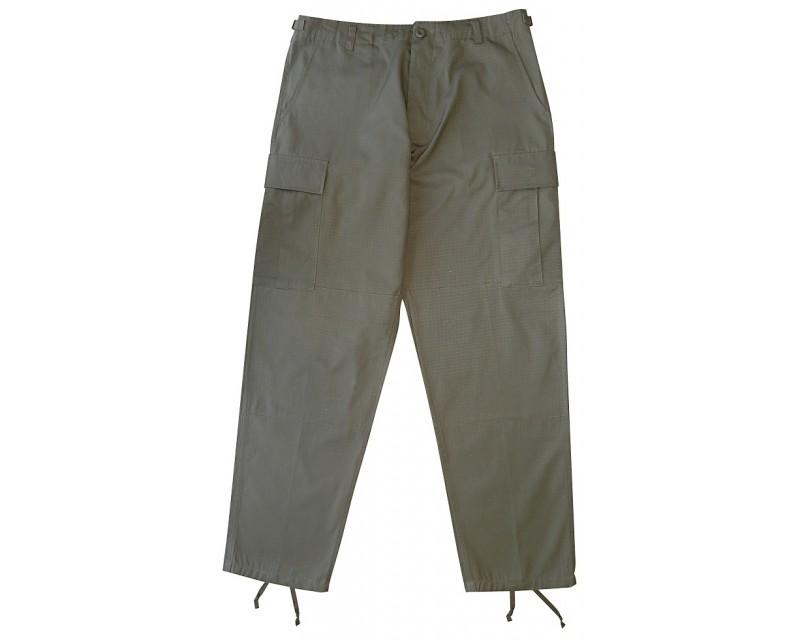 MFH US kalhoty BDU R/S, zelené