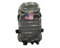 MFH batoh US Assault Pack 30 l, AT-digital