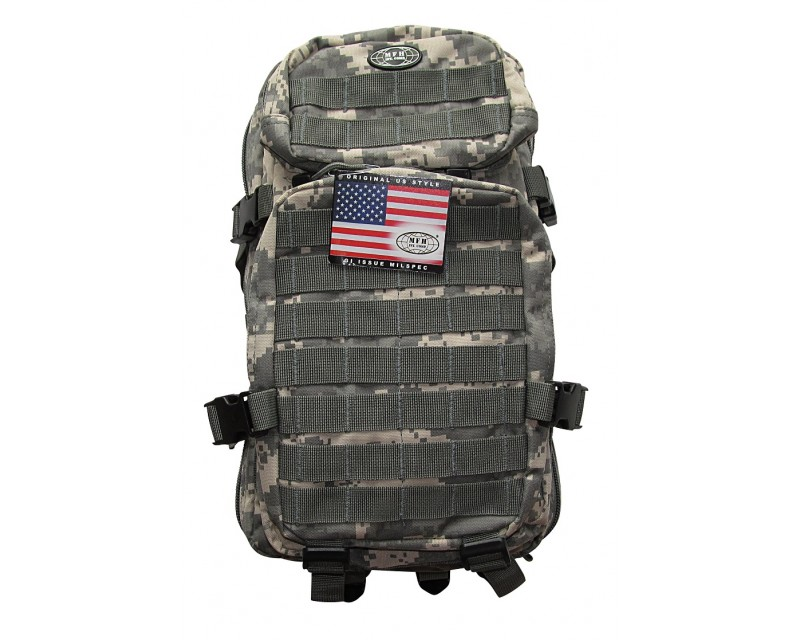 MFH batoh US Assault Pack 20 l, AT-digital