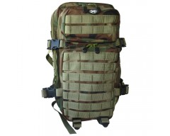MFH batoh US Assault Pack 30 l, woodland