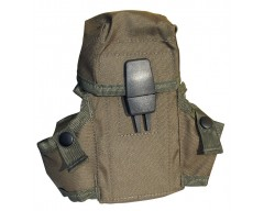 MIL-TEC US sumka M16/LC2 na 3 zásobníky, OLIV