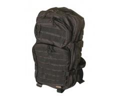 MIL-TEC batoh US Assault Pack 20 l, černý