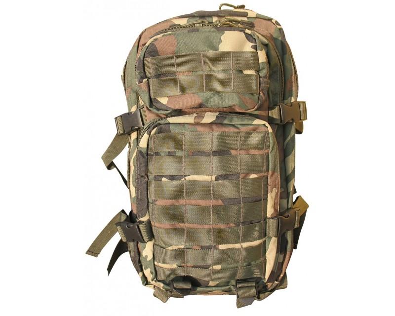 MIL-TEC batoh US Assault Pack 20 l, woodland