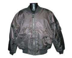 MIL-TEC US MA1 bomber, černý