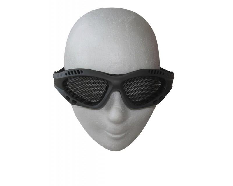MFH Brýle AIRSOFT, kovová mřížka