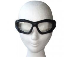 MIL-TEC Brýle Commando AIR PRO, Black