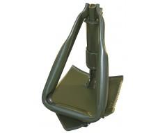 MIL-TEC US skládací lopatka 3-dílná s taškou