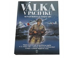 Kniha Válka v Pacifiku