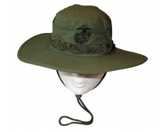 MIL-TEC USMC klobouk BUSH OLIV R/S