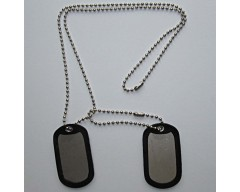 MIL-TEC Známky U.S. DOG TAG - set