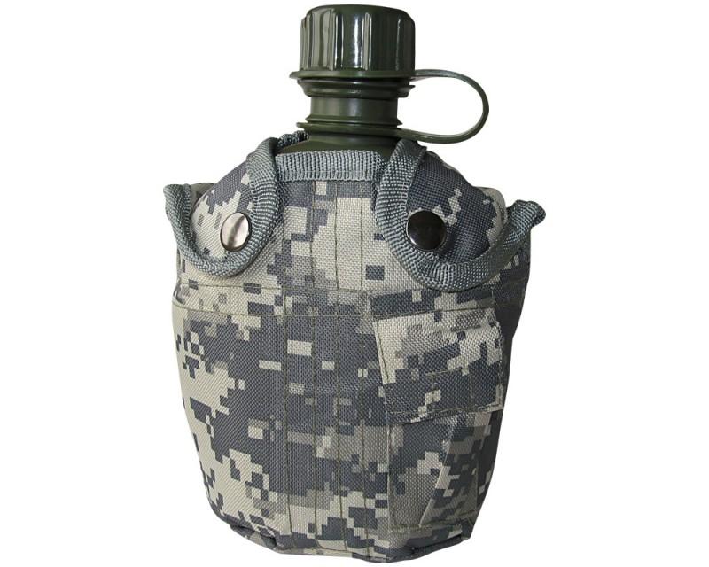 MFH Polní láhev AT-digital styl U.S. army