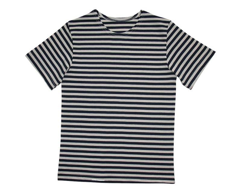 Ruské námořní triko MARINE, krátký rukáv