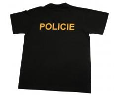 Dětské triko POLICIE