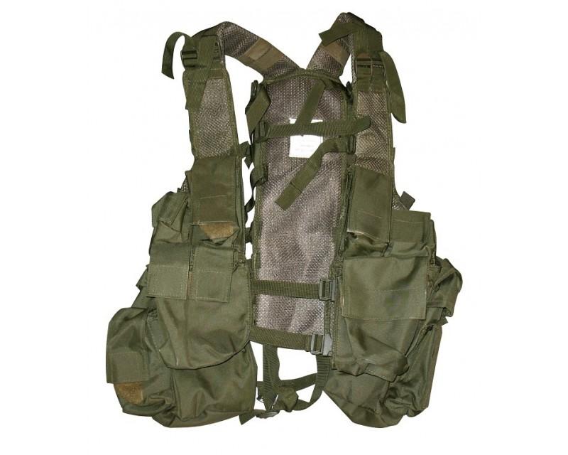 MFH Taktická vesta, zelená