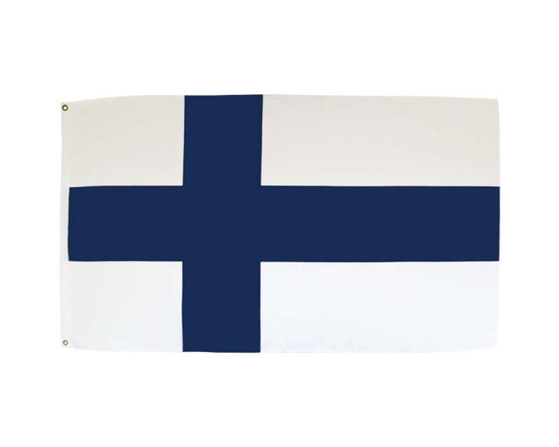 Vlajka FINSKO, 90x150 cm