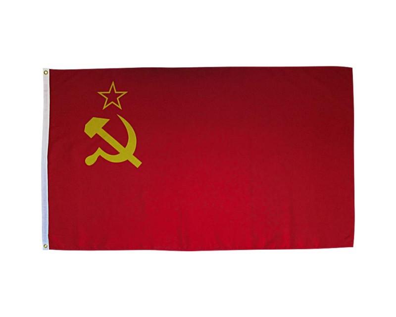 Vlajka Sovětský svaz, 90x150 cm