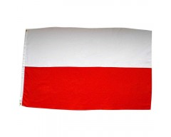 Vlajka POLSKO, 90x150 cm