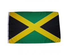 Vlajka JAMAJKA, 90x150 cm