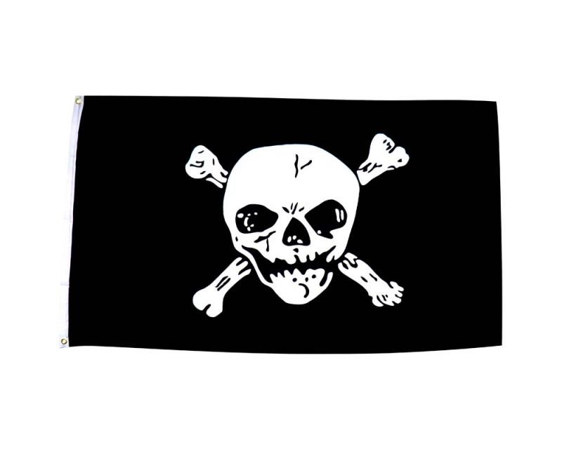 Vlajka Pirát, 90x150cm