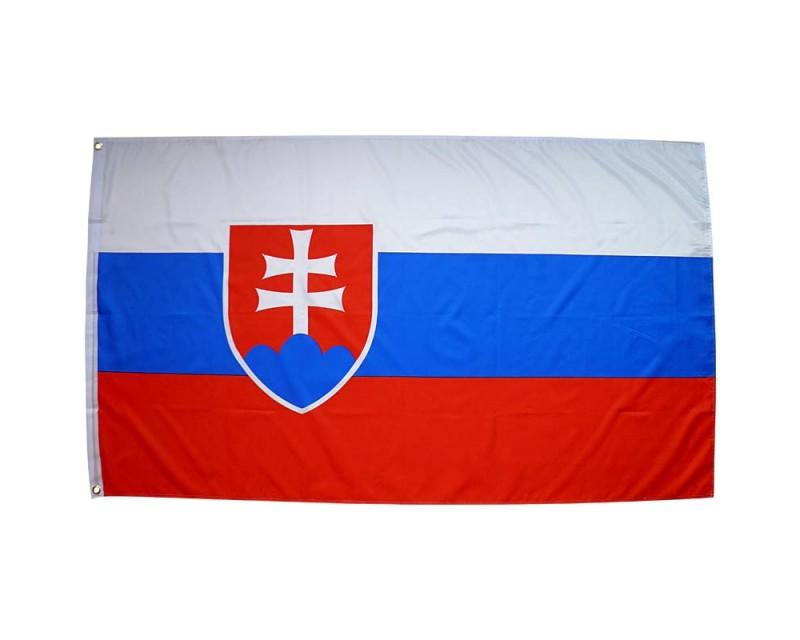 Vlajka SLOVENSKO, 90x150 cm