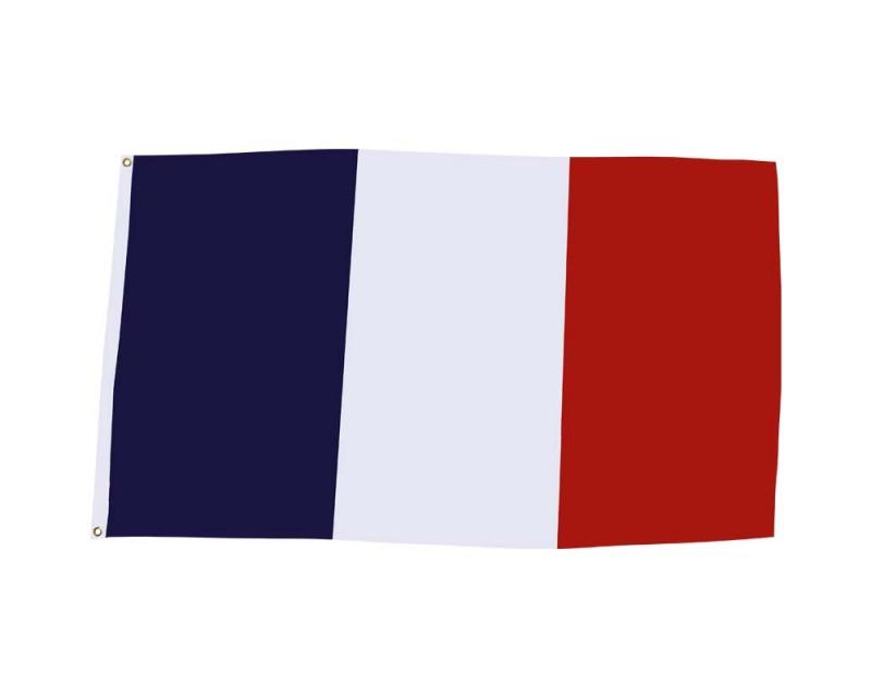 Vlajka FRANCIE, 90x150 cm