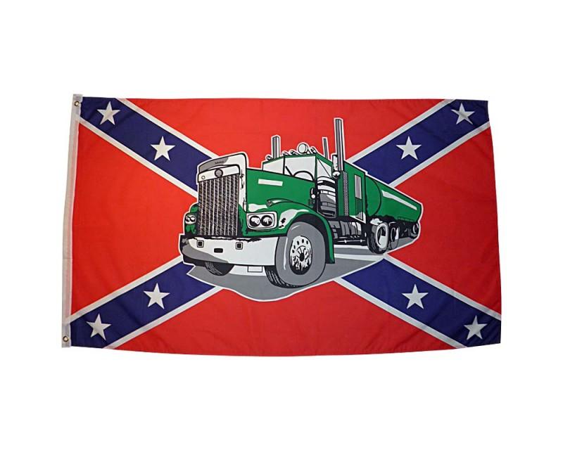 Vlajka JIH TRUCK, 90x150 cm