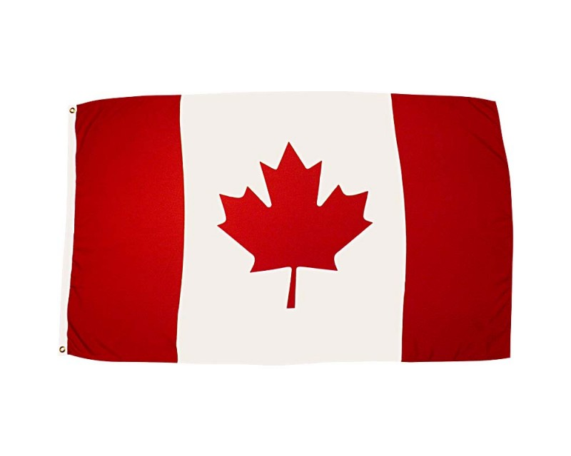 Vlajka KANADA, 90x150 cm